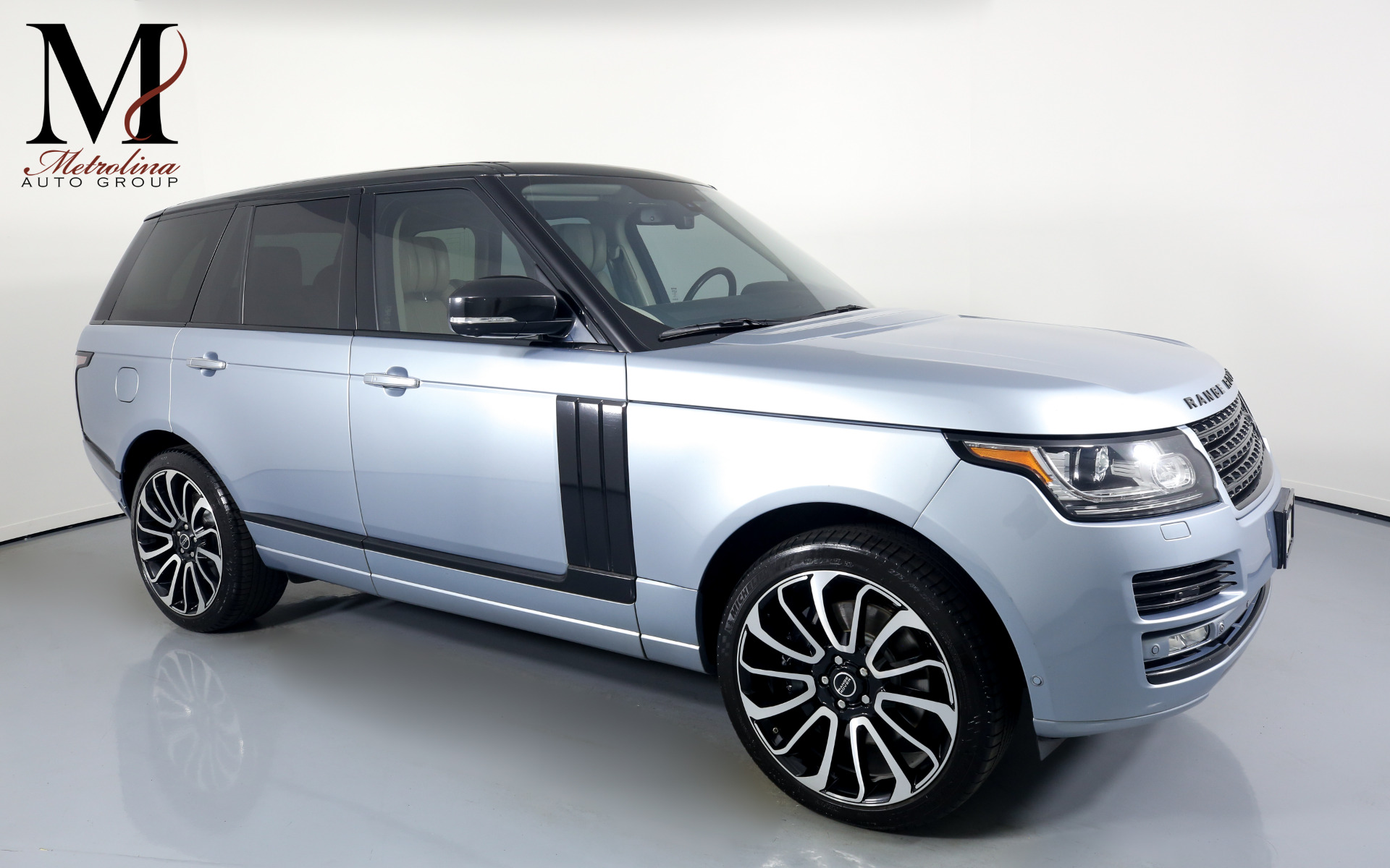 Used 2014 Land Rover Range Rover Autobiography for sale $53,996 at Metrolina Auto Group in Charlotte NC 28217 - 1