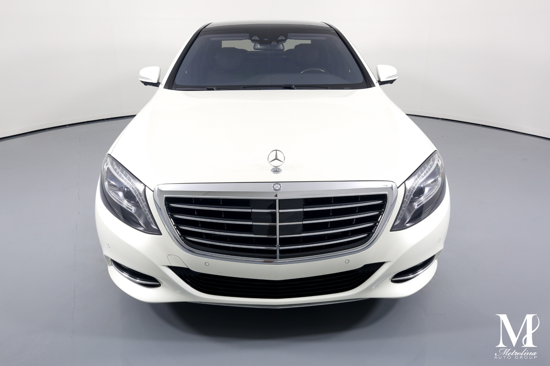 Used 2015 Mercedes-Benz S-Class S 550 4MATIC for sale $49,996 at Metrolina Auto Group in Charlotte NC 28217 - 3