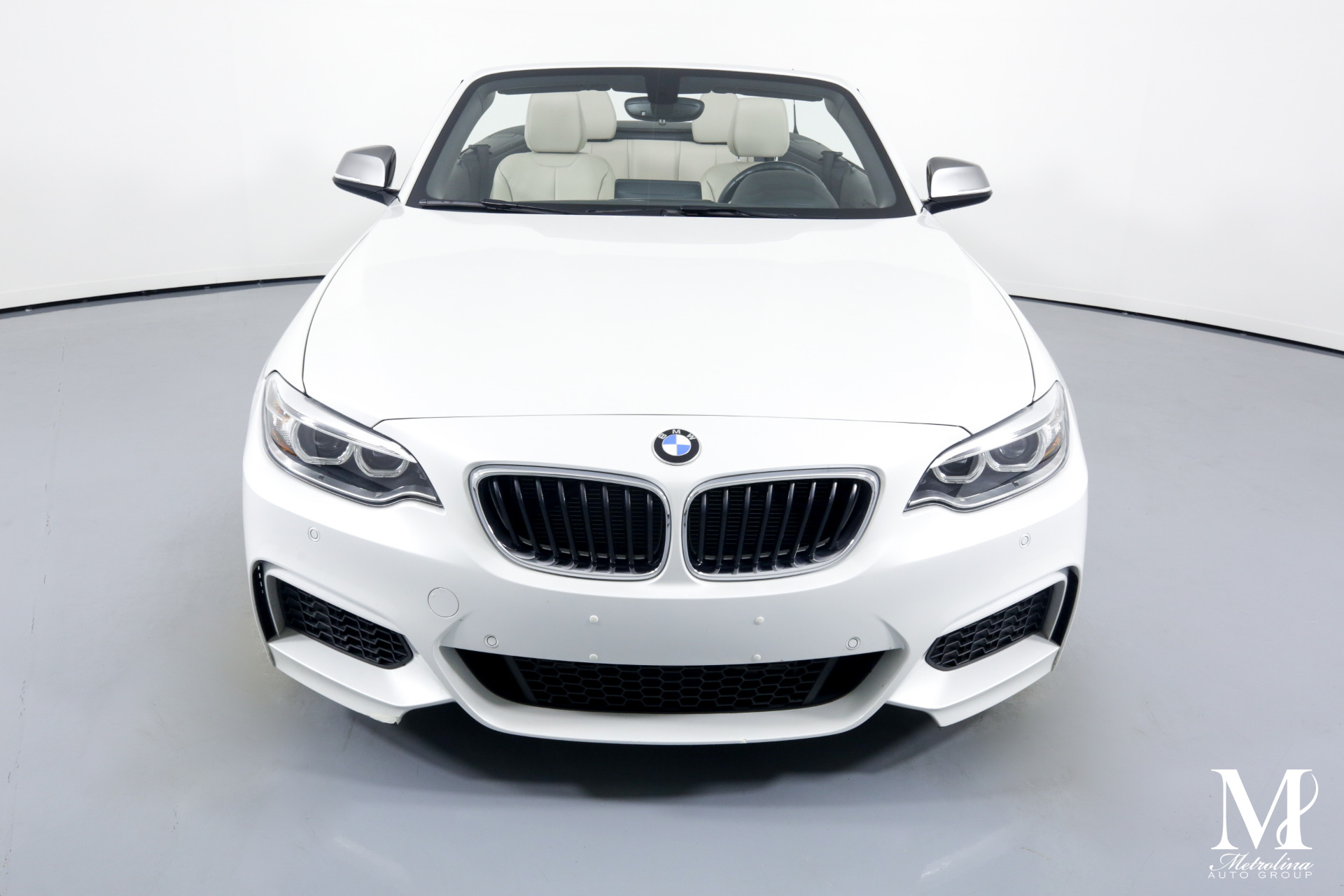 Used 2015 BMW 2 Series M235i for sale $32,996 at Metrolina Auto Group in Charlotte NC 28217 - 4