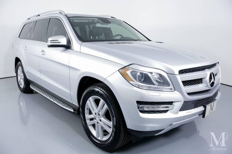 Used 2013 Mercedes-Benz GL-Class GL 350 BlueTEC AWD 4MATIC 4dr SUV for sale $19,995 at Metrolina Auto Group in Charlotte NC 28217 - 2