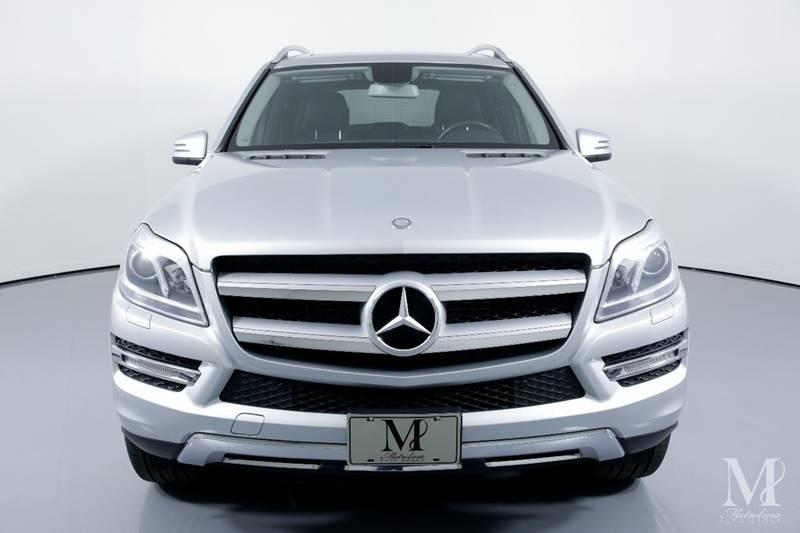 Used 2013 Mercedes-Benz GL-Class GL 350 BlueTEC AWD 4MATIC 4dr SUV for sale $19,995 at Metrolina Auto Group in Charlotte NC 28217 - 3