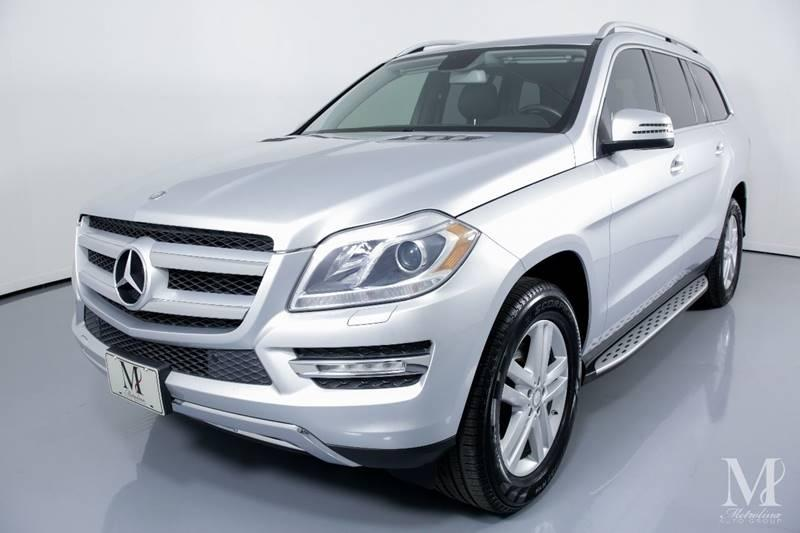Used 2013 Mercedes-Benz GL-Class GL 350 BlueTEC AWD 4MATIC 4dr SUV for sale $19,995 at Metrolina Auto Group in Charlotte NC 28217 - 4