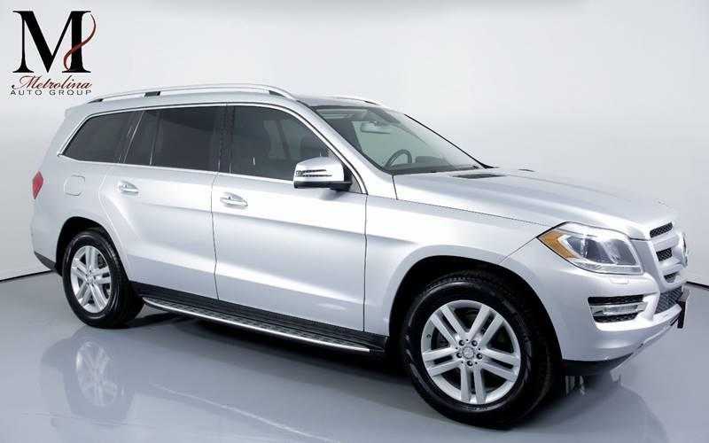 Used 2013 Mercedes-Benz GL-Class GL 350 BlueTEC AWD 4MATIC 4dr SUV for sale $19,995 at Metrolina Auto Group in Charlotte NC 28217 - 1