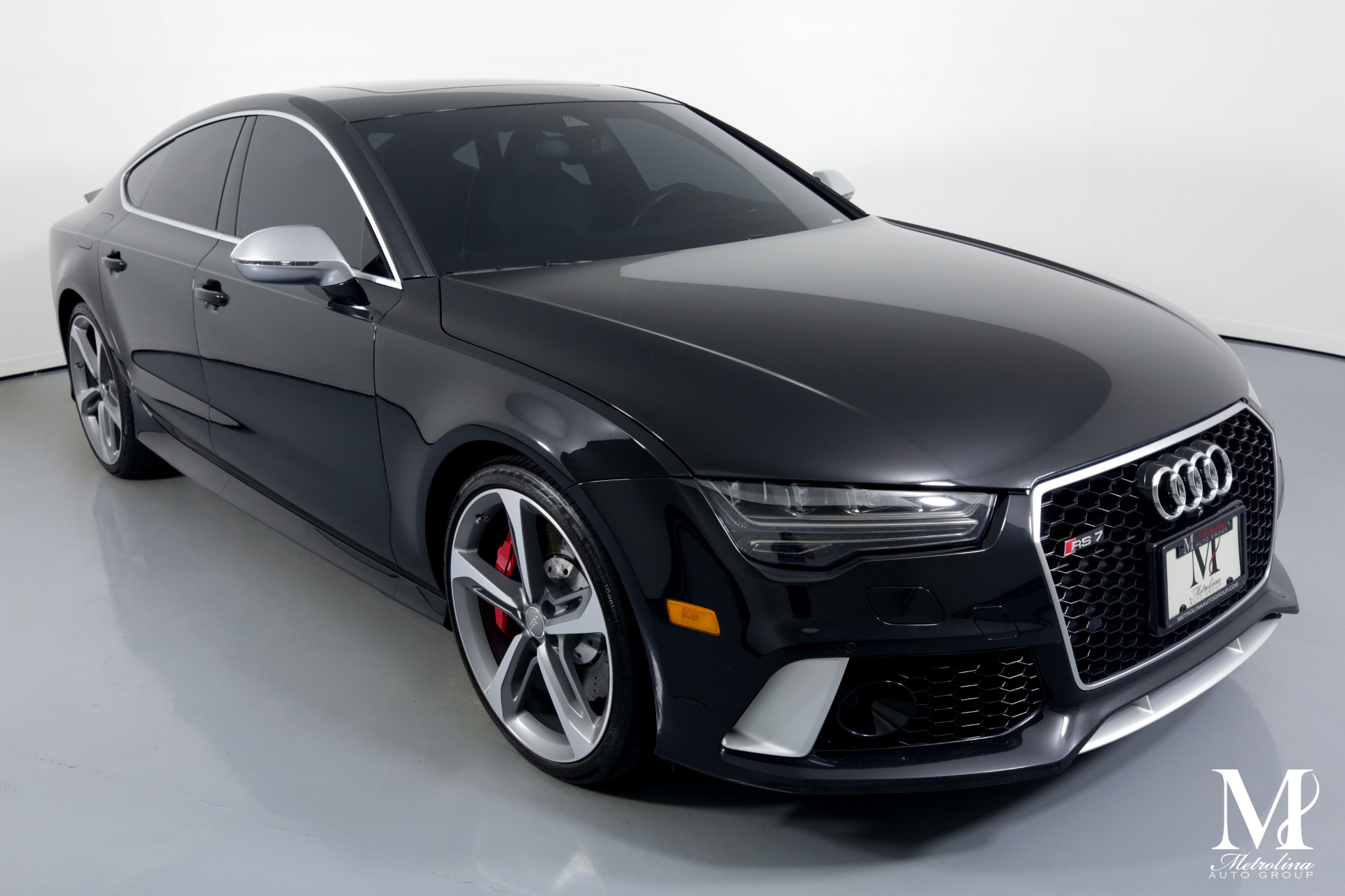 Used 2016 Audi RS 7 4.0T quattro Prestige for sale $68,456 at Metrolina Auto Group in Charlotte NC 28217 - 2