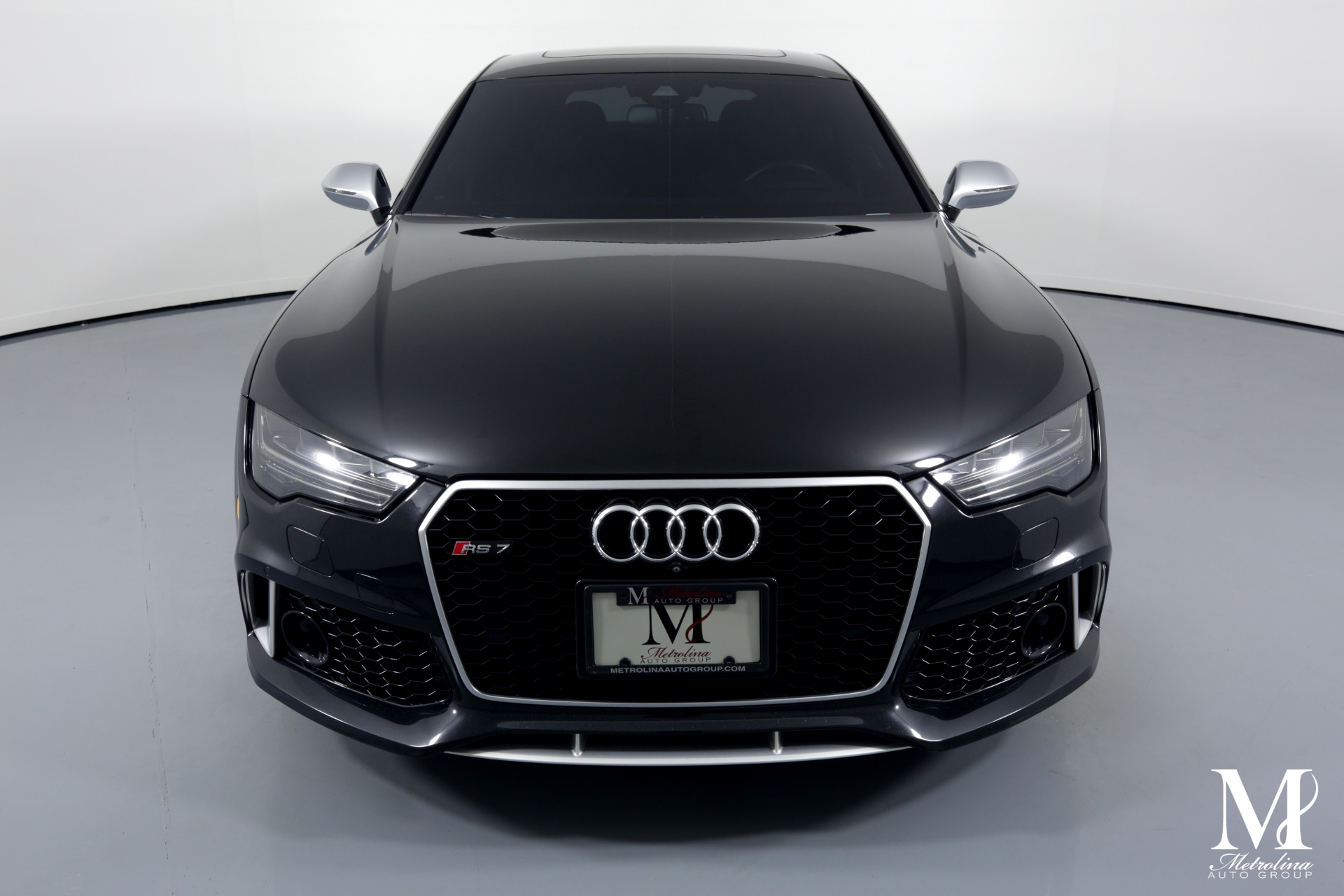 Used 2016 Audi RS 7 4.0T quattro Prestige for sale $68,456 at Metrolina Auto Group in Charlotte NC 28217 - 3