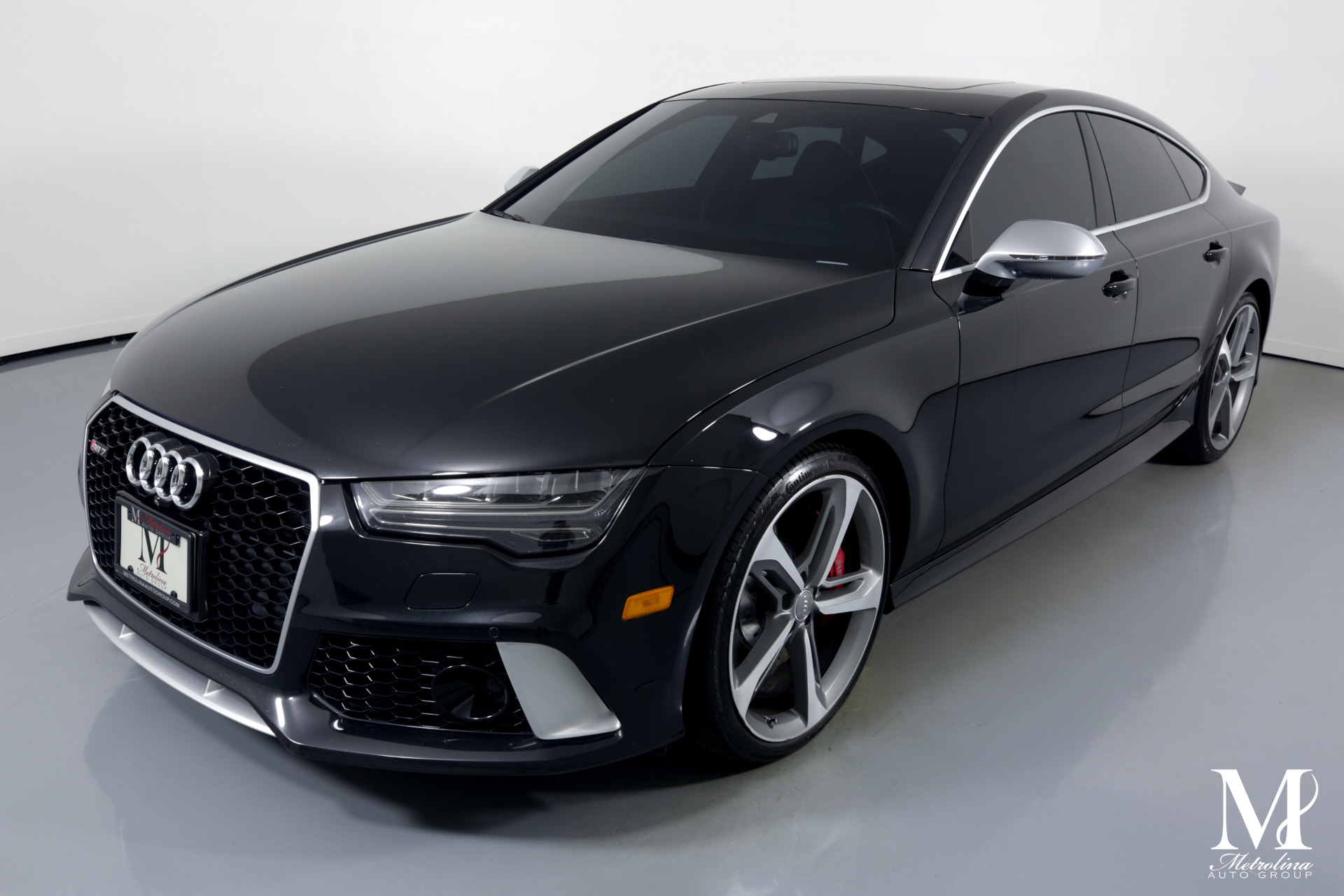 Used 2016 Audi RS 7 4.0T quattro Prestige for sale $68,456 at Metrolina Auto Group in Charlotte NC 28217 - 4