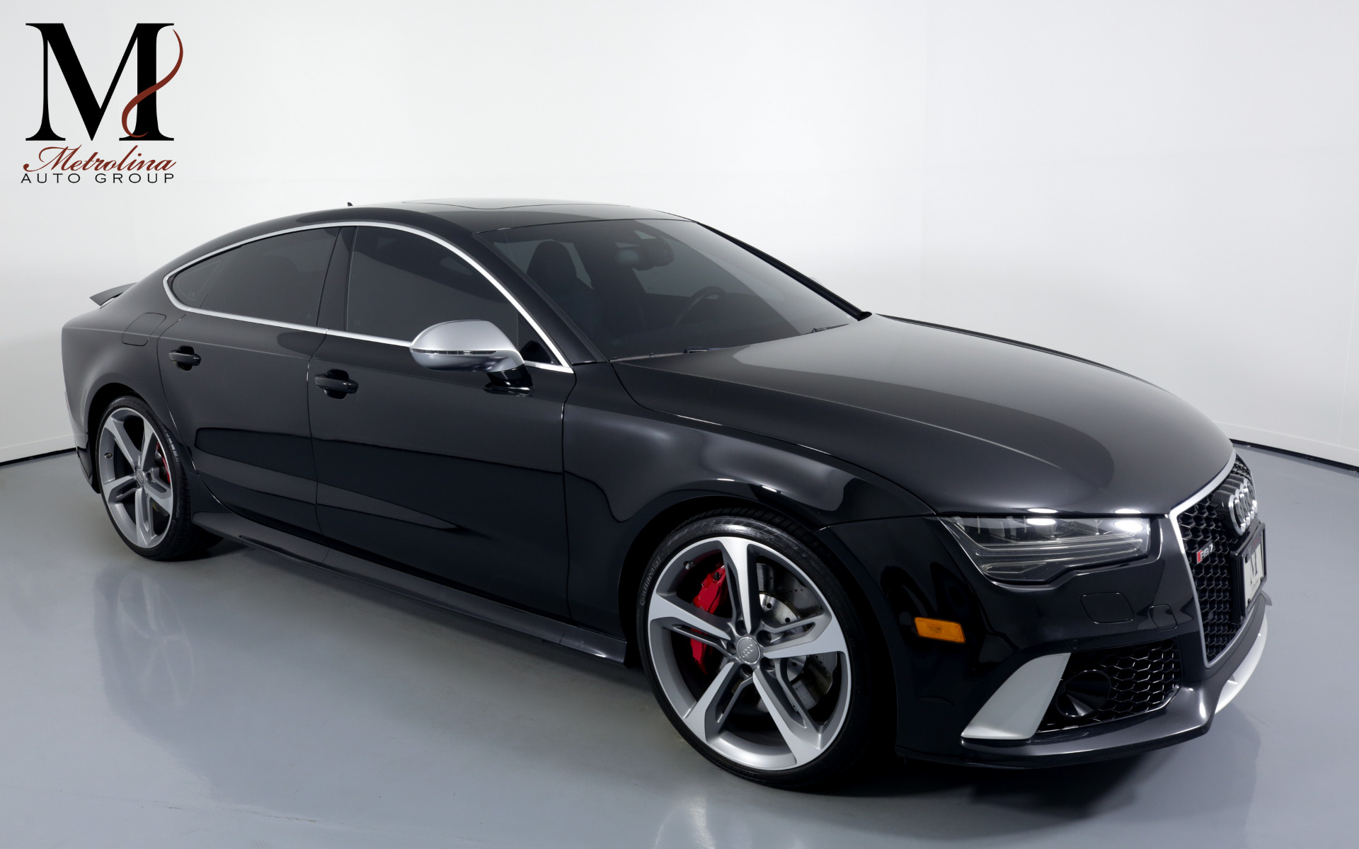 Used 2016 Audi RS 7 4.0T quattro Prestige for sale $68,456 at Metrolina Auto Group in Charlotte NC 28217 - 1