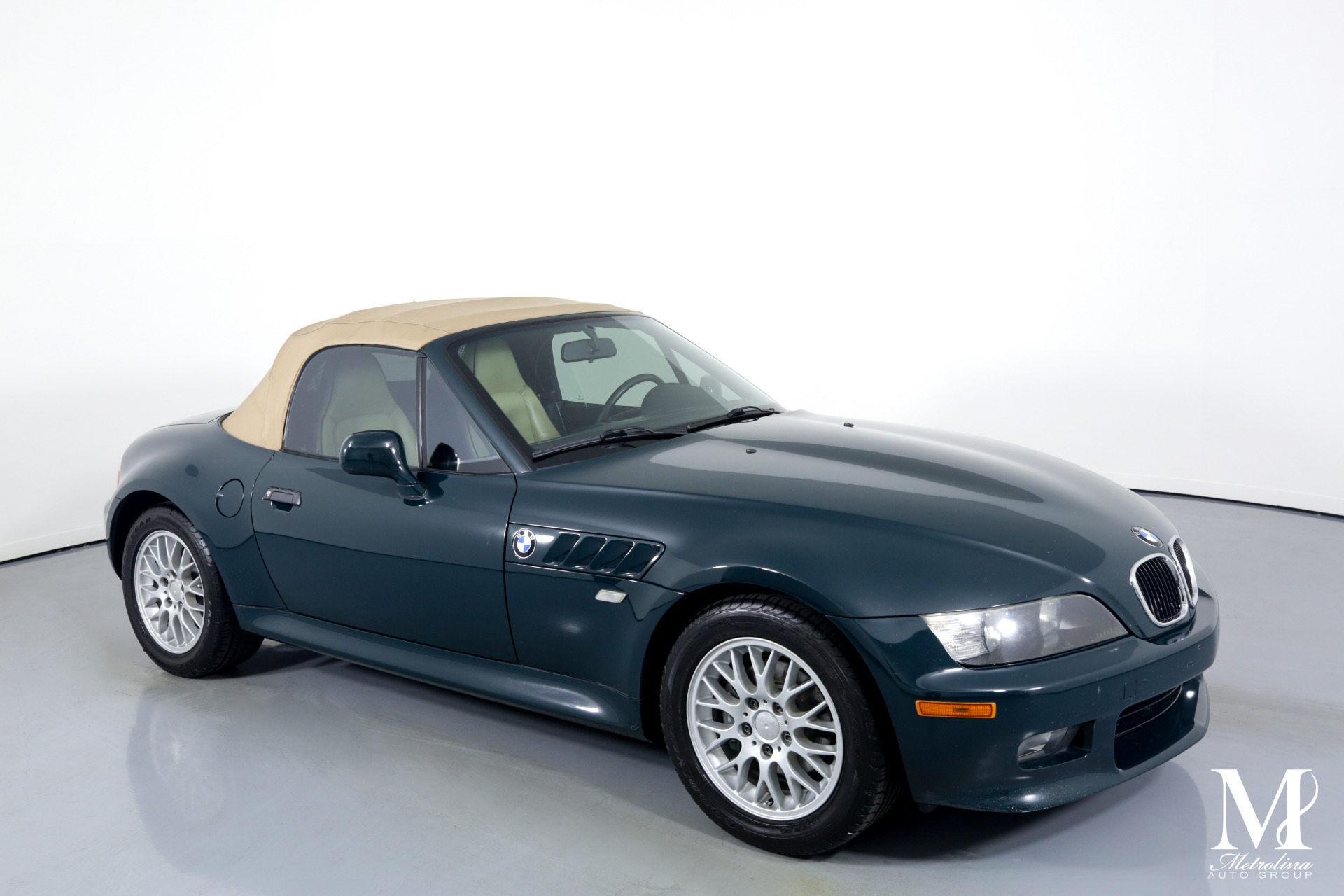 Used 1999 BMW Z3 2.8 for sale $14,996 at Metrolina Auto Group in Charlotte NC 28217 - 2