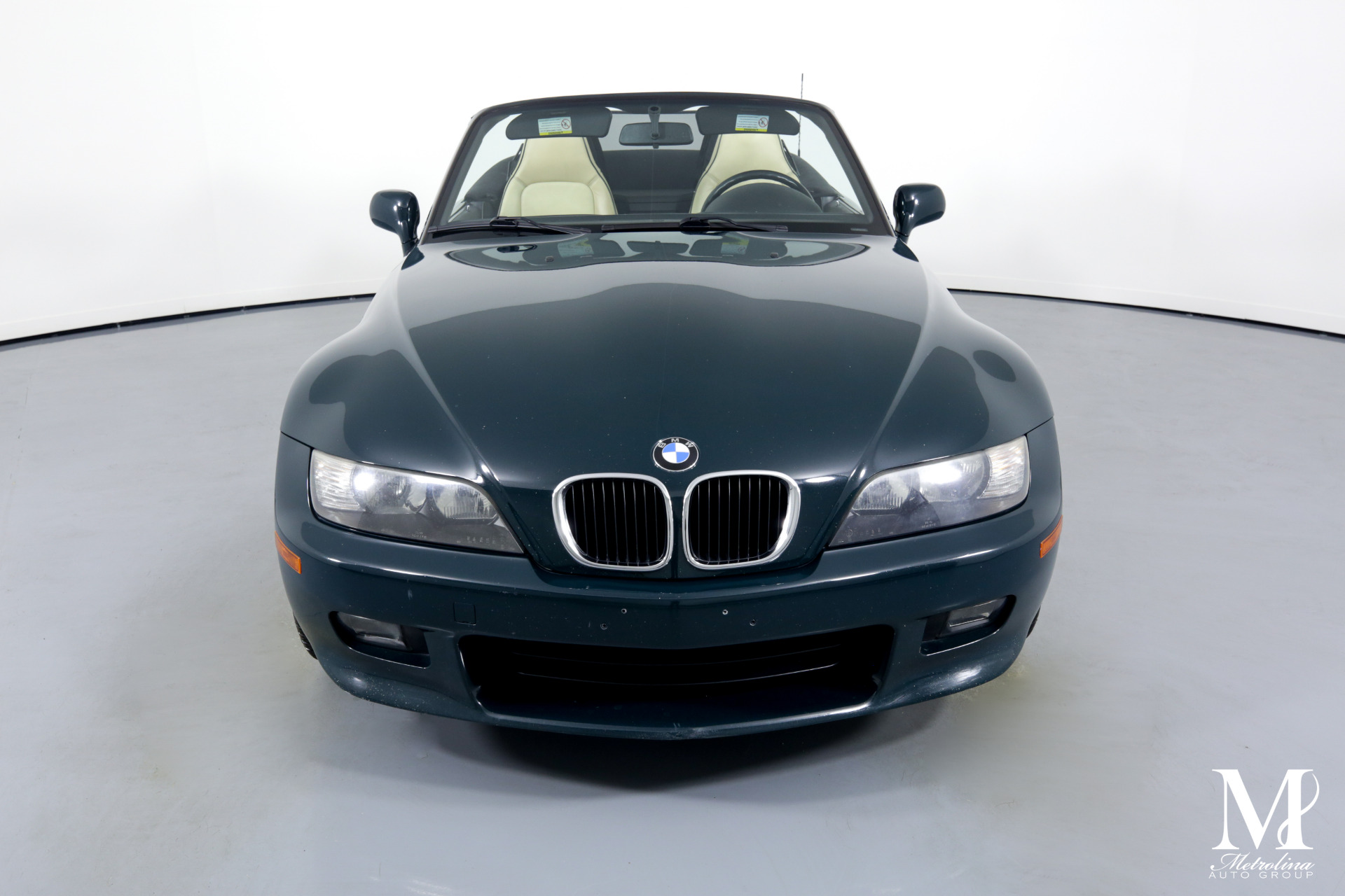 Used 1999 BMW Z3 2.8 for sale $14,996 at Metrolina Auto Group in Charlotte NC 28217 - 4