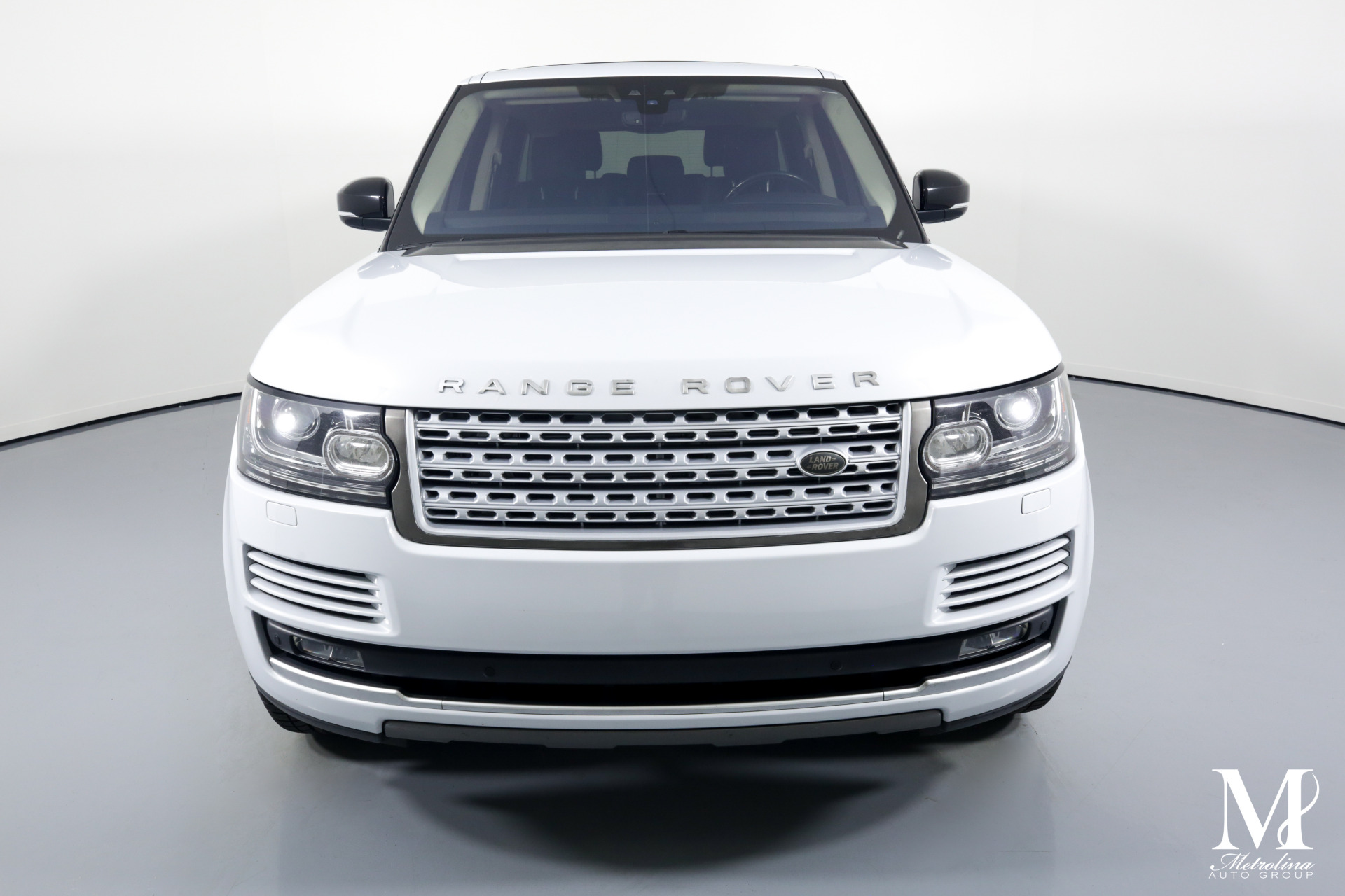 Used 2017 Land Rover Range Rover Supercharged LWB for sale $69,996 at Metrolina Auto Group in Charlotte NC 28217 - 3