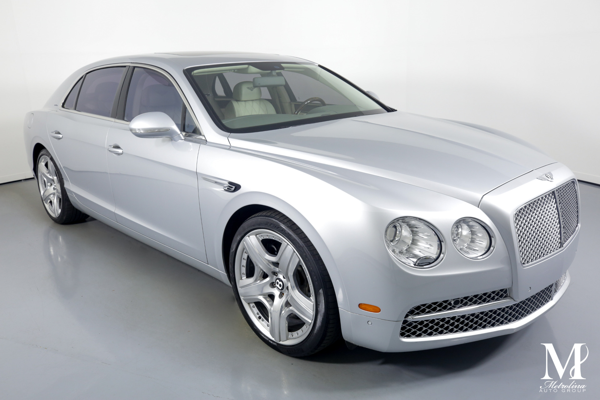 Used 2014 Bentley Flying Spur for sale $99,996 at Metrolina Auto Group in Charlotte NC 28217 - 2