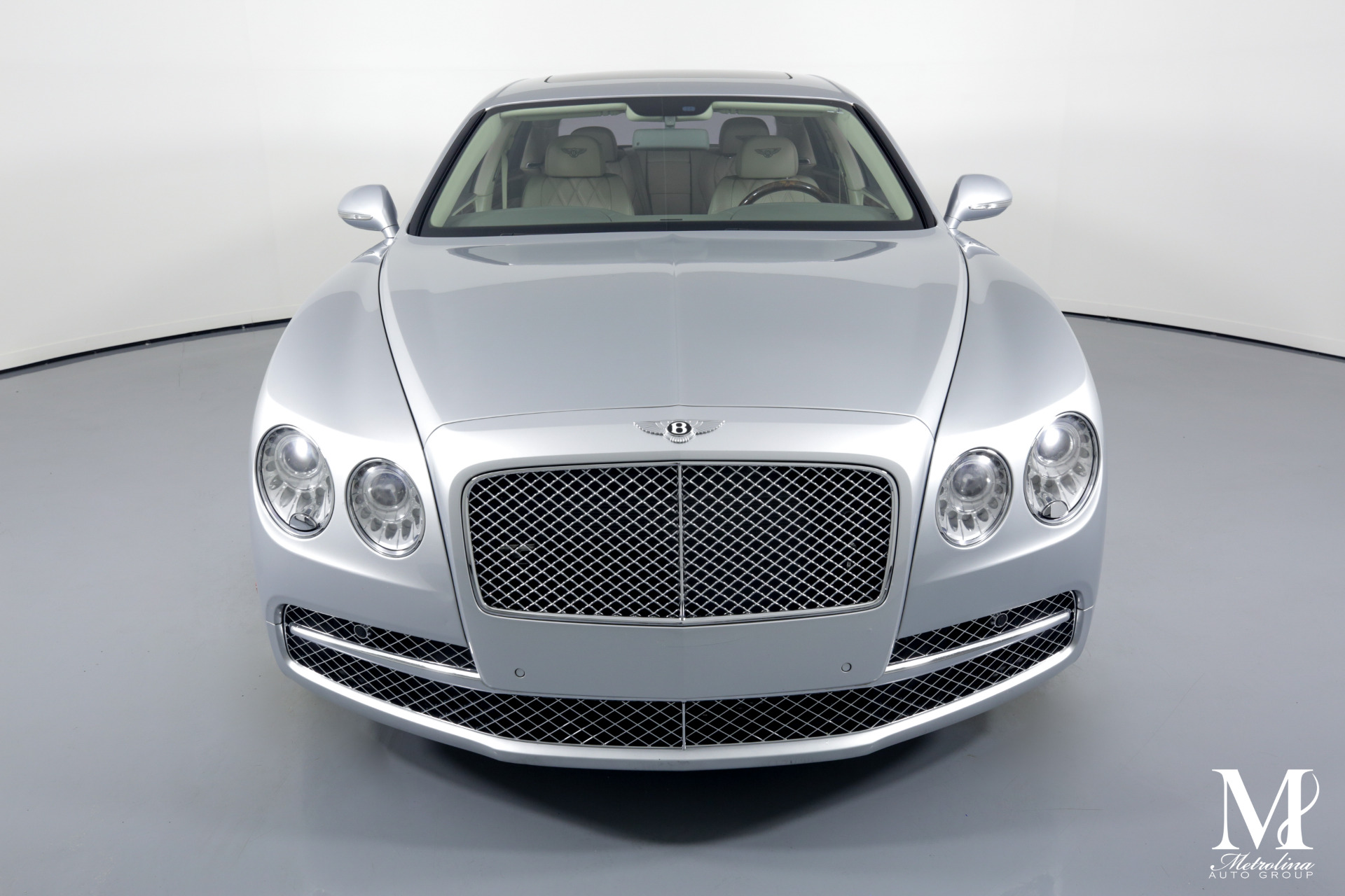 Used 2014 Bentley Flying Spur for sale $99,996 at Metrolina Auto Group in Charlotte NC 28217 - 3