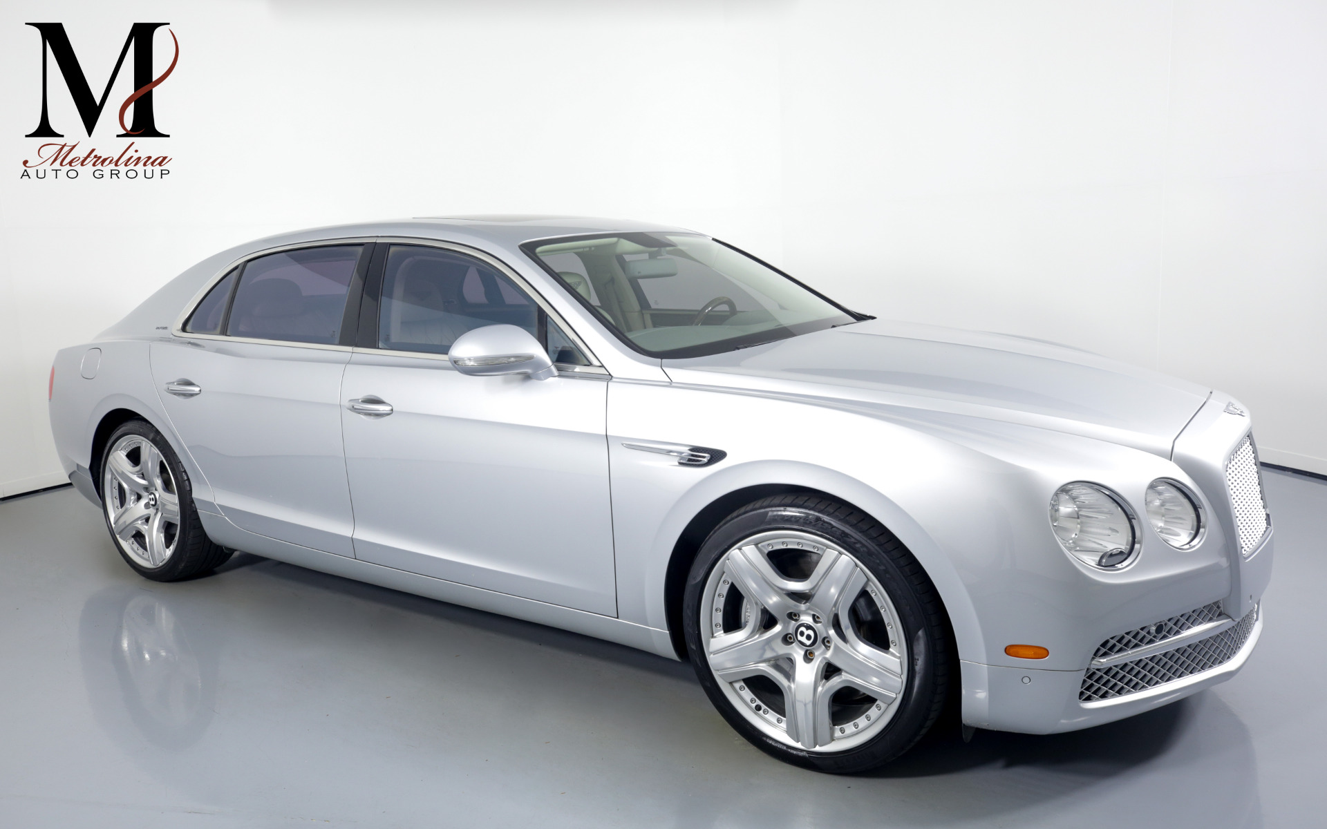 Used 2014 Bentley Flying Spur for sale $99,996 at Metrolina Auto Group in Charlotte NC 28217 - 1