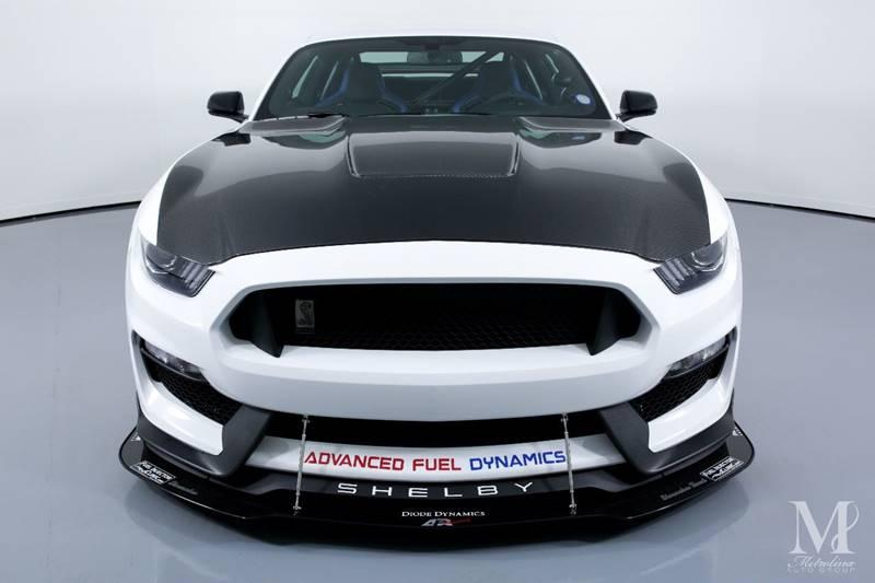 Used 2017 Ford Mustang Shelby GT350 2dr Fastback for sale Sold at Metrolina Auto Group in Charlotte NC 28217 - 3