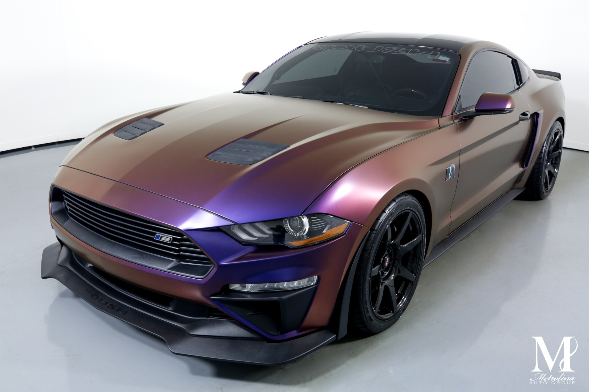 Used 2019 Ford Mustang GT Premium for sale Call for price at Metrolina Auto Group in Charlotte NC 28217 - 4