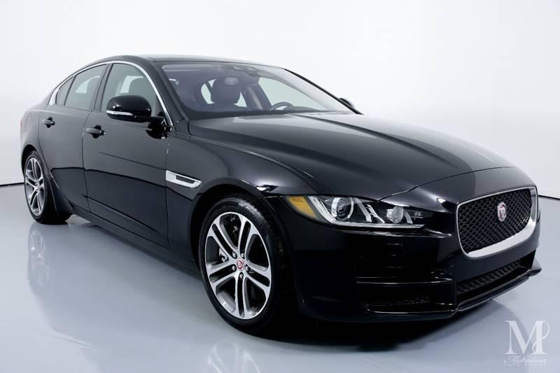 Used 2017 Jaguar XE 35t Premium 4dr Sedan for sale Sold at Metrolina Auto Group in Charlotte NC 28217 - 2