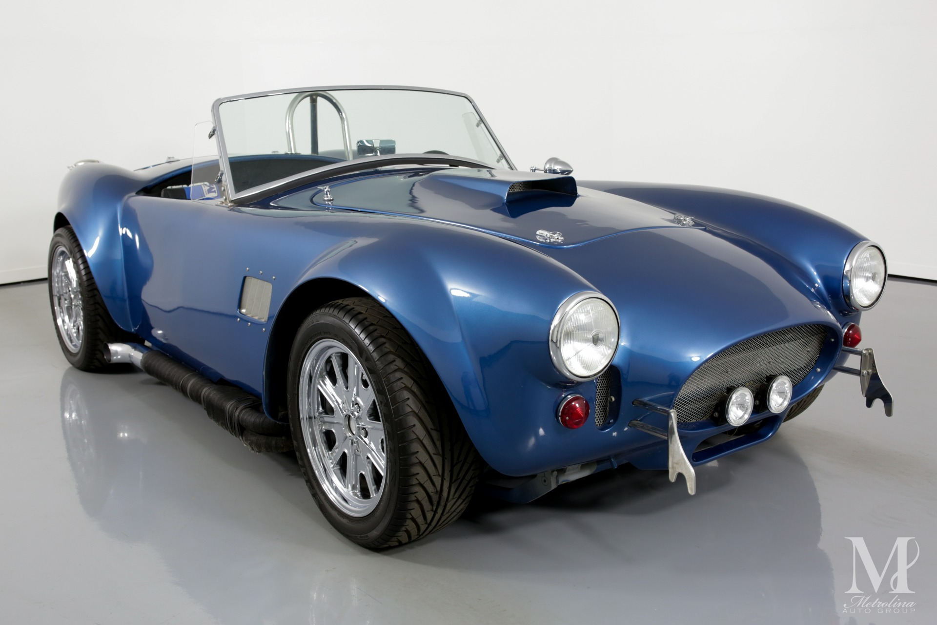 Used 1965 Shelby Cobra KIT CAR for sale $29,996 at Metrolina Auto Group in Charlotte NC 28217 - 2
