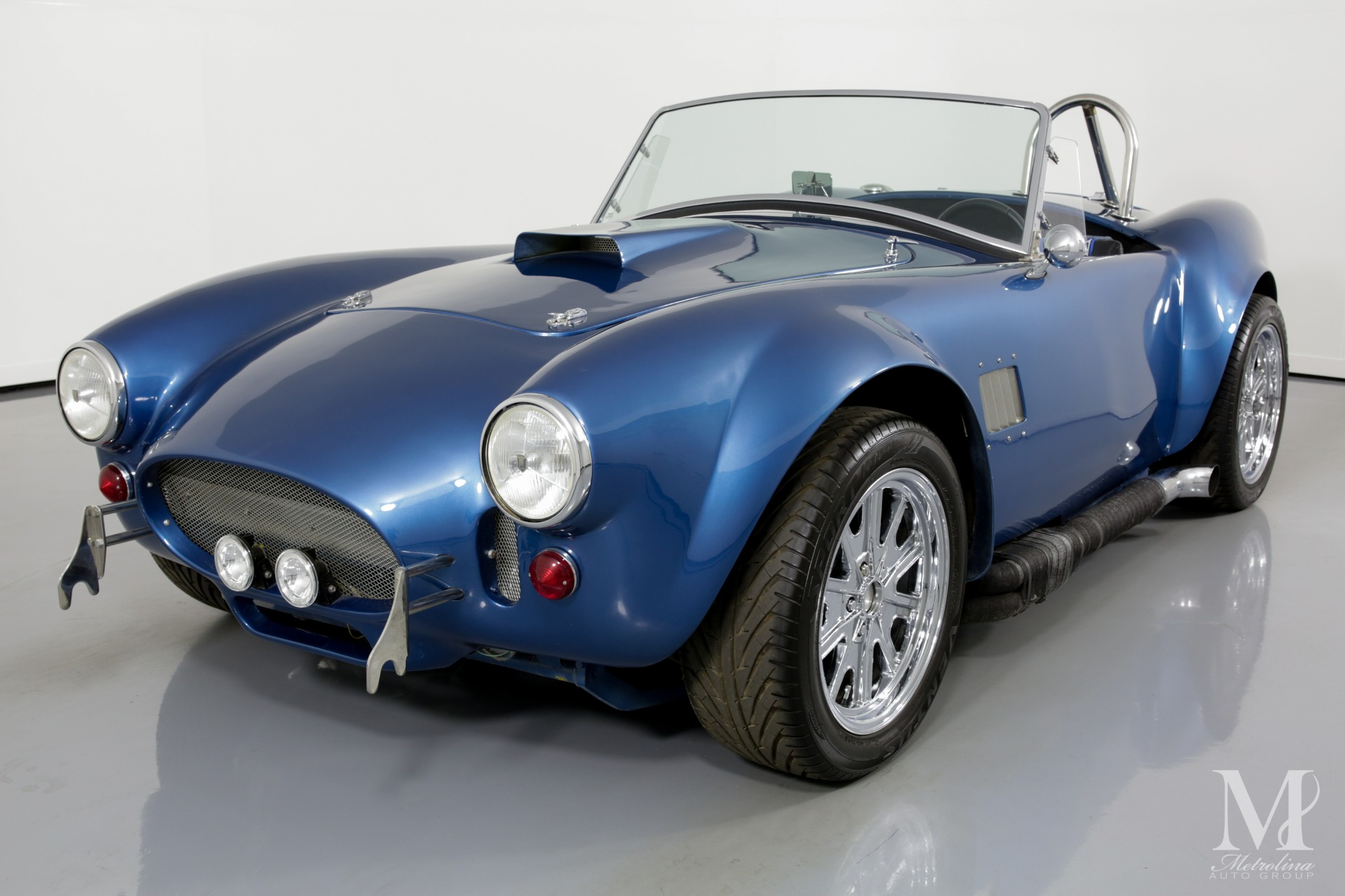 Used 1965 Shelby Cobra KIT CAR for sale $29,996 at Metrolina Auto Group in Charlotte NC 28217 - 4