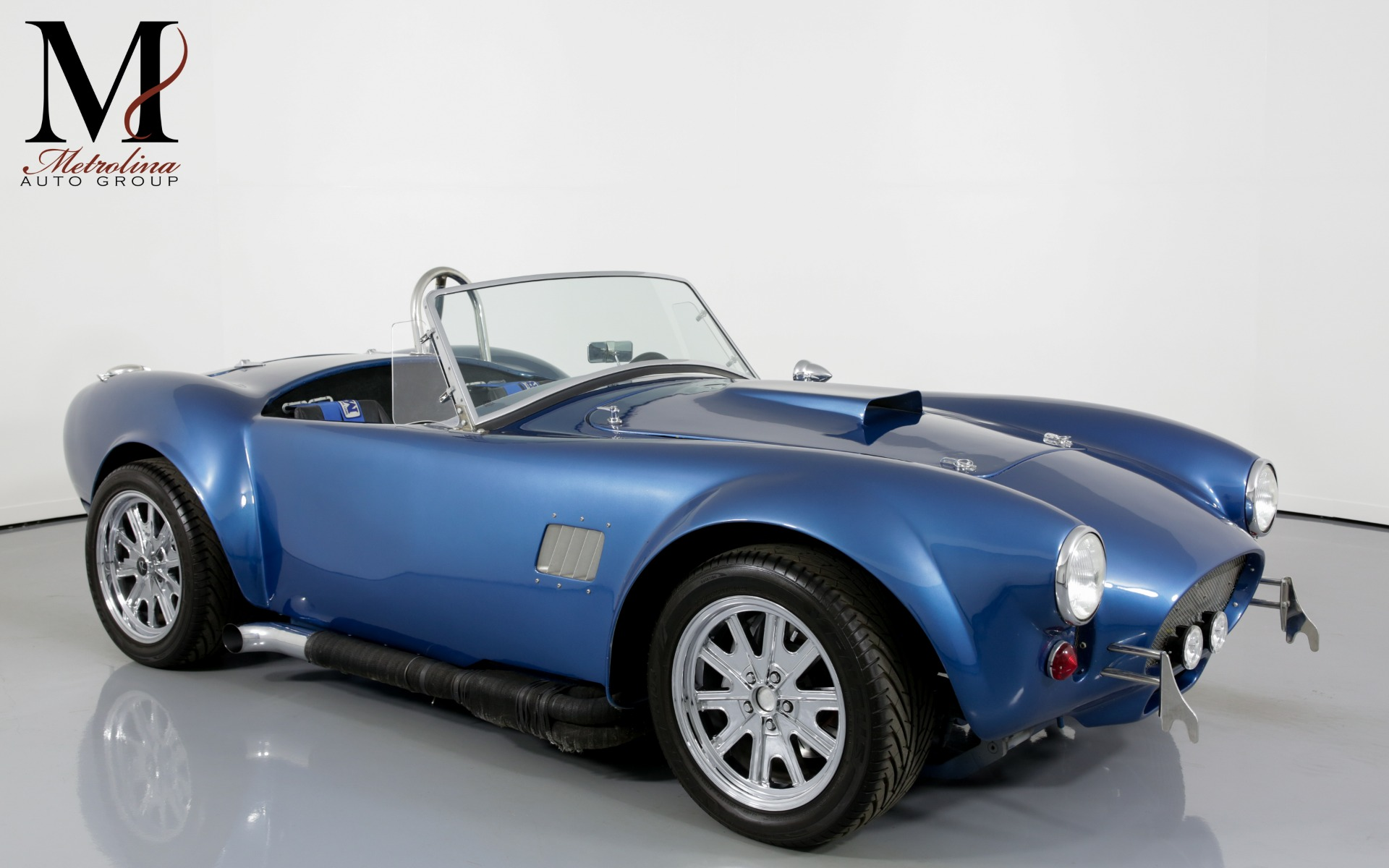 Used 1965 Shelby Cobra KIT CAR for sale $37,996 at Metrolina Auto Group in Charlotte NC 28217 - 1