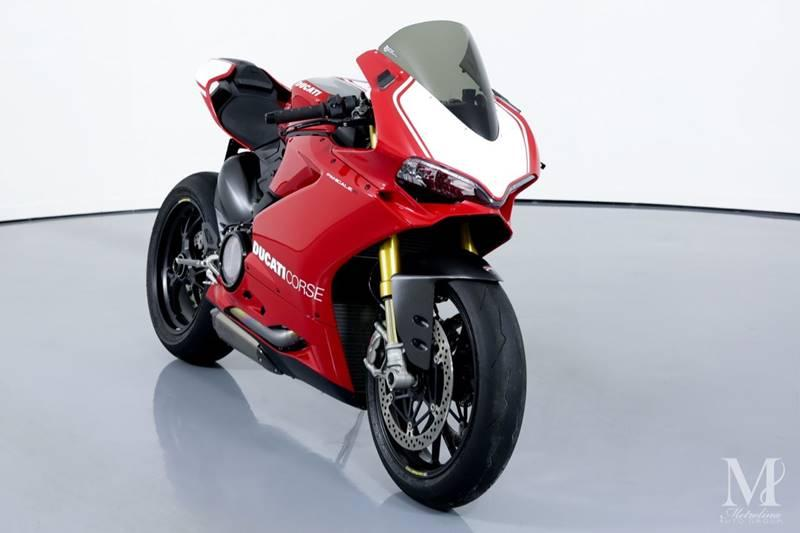 Used 2017 Ducati PANIGALE R for sale Sold at Metrolina Auto Group in Charlotte NC 28217 - 2