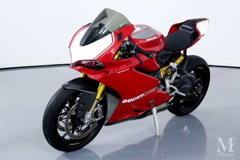 Used 2017 Ducati PANIGALE R for sale Sold at Metrolina Auto Group in Charlotte NC 28217 - 4