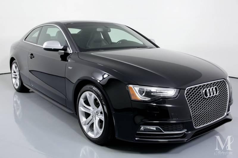 Used 2016 Audi S5 3.0T quattro Premium Plus AWD 2dr Coupe 7A for sale Sold at Metrolina Auto Group in Charlotte NC 28217 - 2