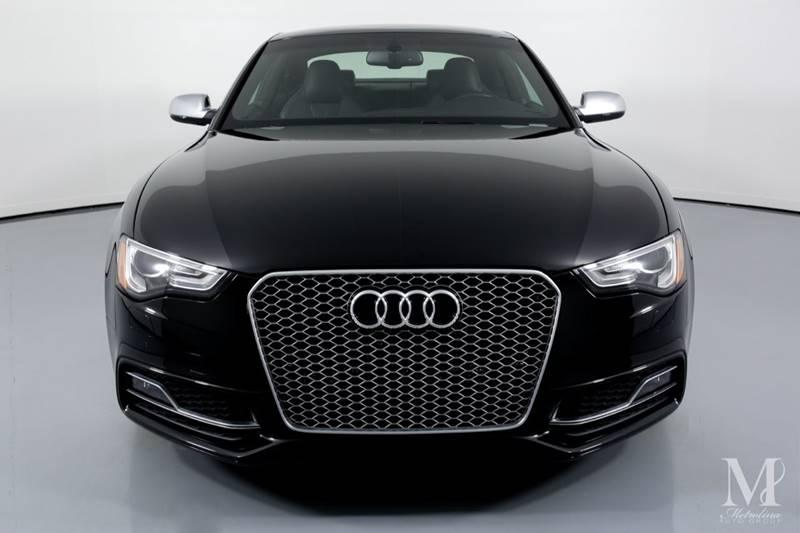 Used 2016 Audi S5 3.0T quattro Premium Plus AWD 2dr Coupe 7A for sale Sold at Metrolina Auto Group in Charlotte NC 28217 - 3