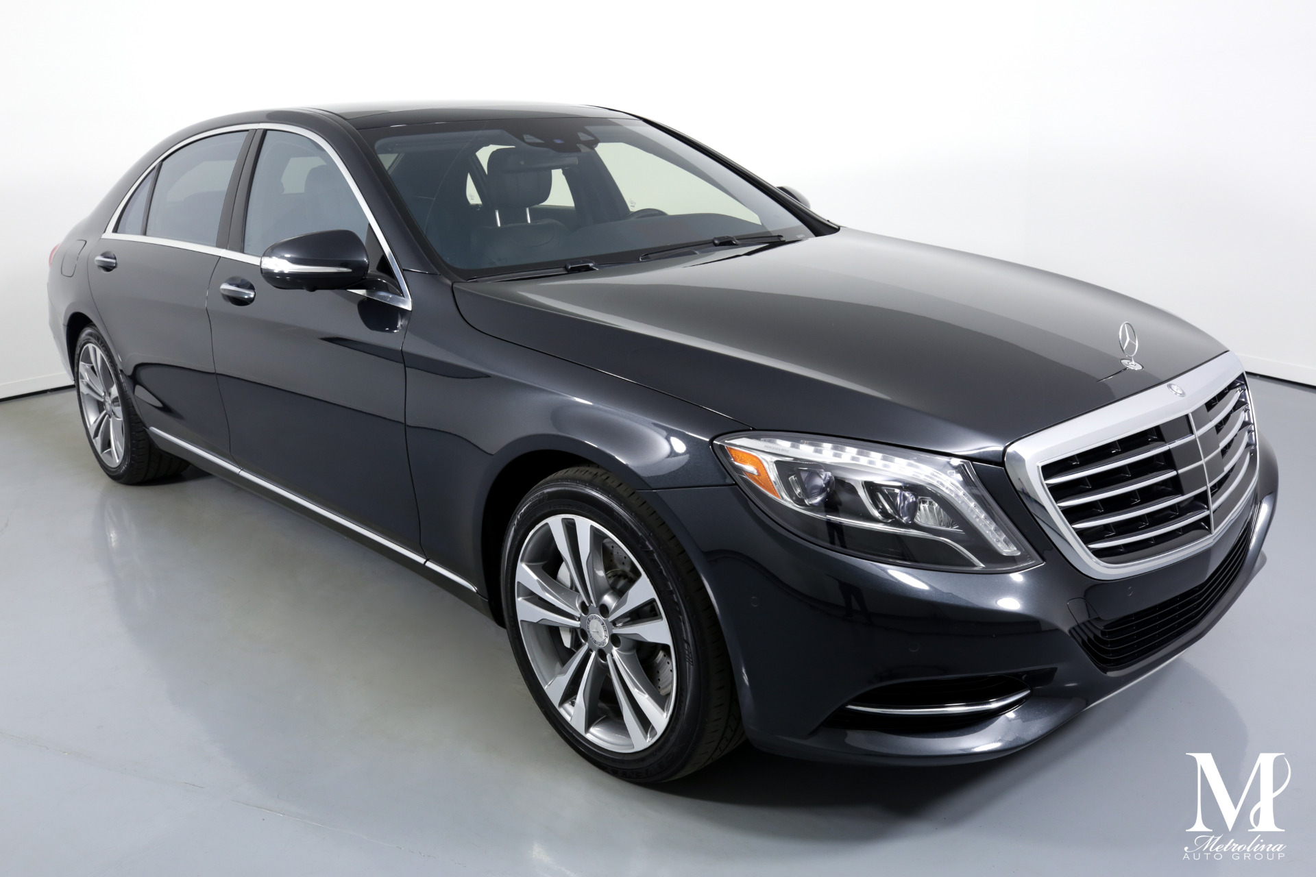 Used 2016 Mercedes-Benz S-Class S 550 4dr Sedan for sale $43,996 at Metrolina Auto Group in Charlotte NC 28217 - 2
