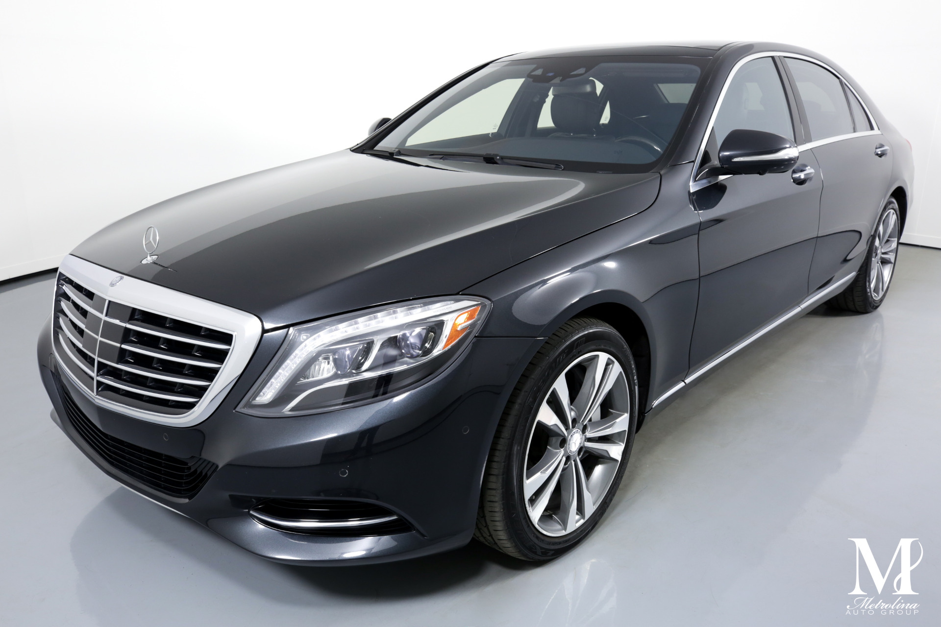 Used 2016 Mercedes-Benz S-Class S 550 4dr Sedan for sale $43,996 at Metrolina Auto Group in Charlotte NC 28217 - 4