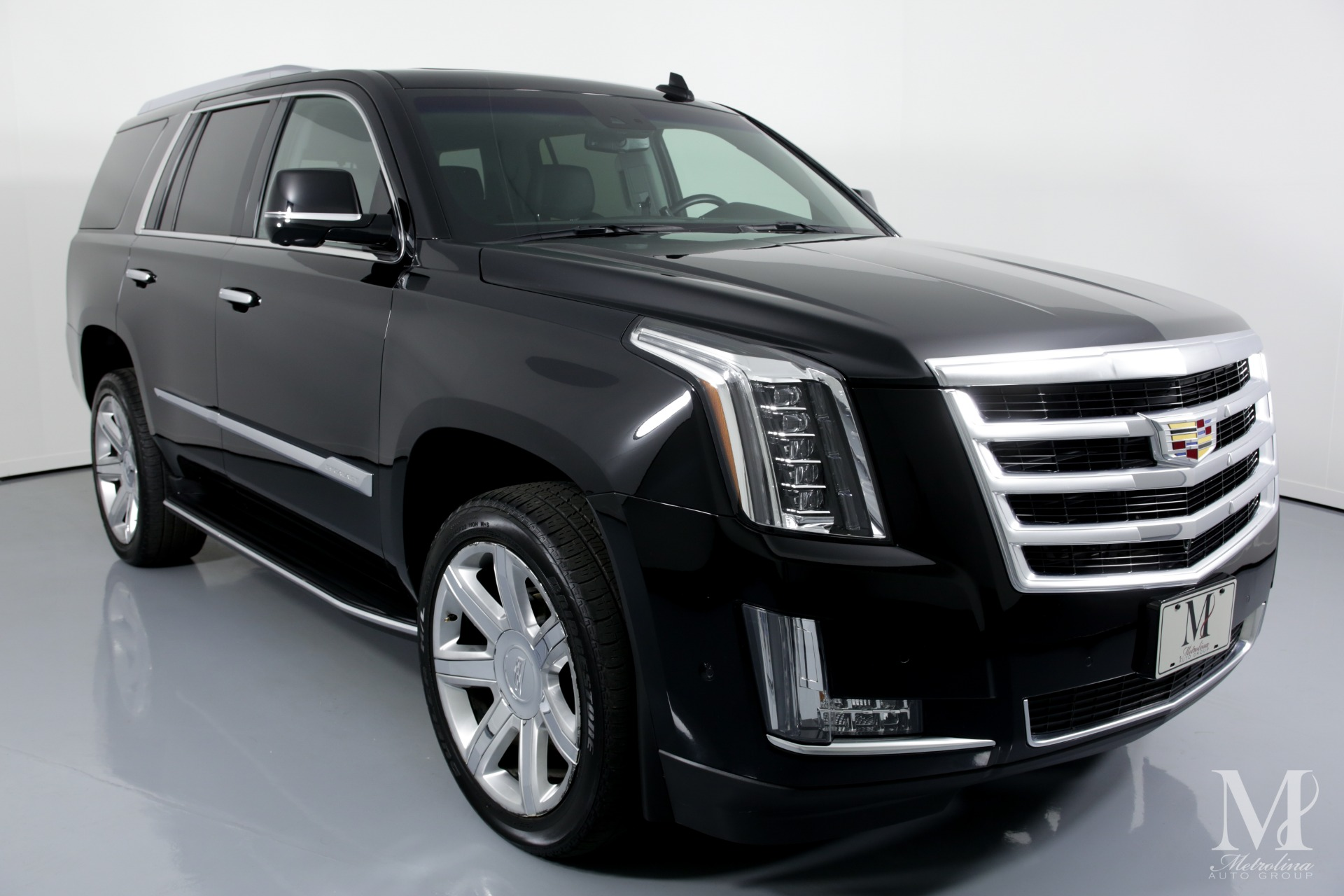 Used 2017 Cadillac Escalade Luxury 4x4 4dr SUV for sale $44,996 at Metrolina Auto Group in Charlotte NC 28217 - 2