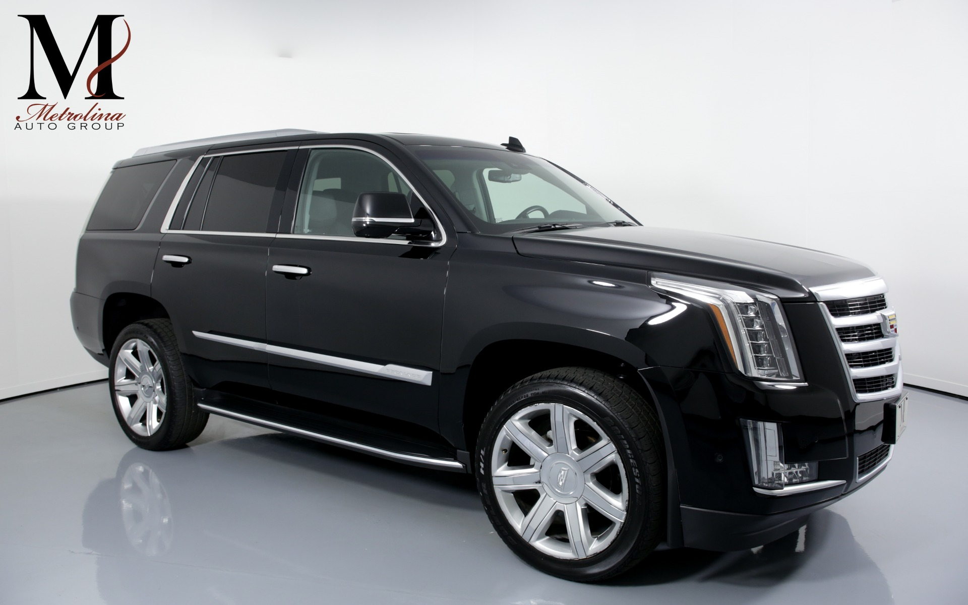 Used 2017 Cadillac Escalade Luxury 4x4 4dr SUV for sale $44,996 at Metrolina Auto Group in Charlotte NC 28217 - 1