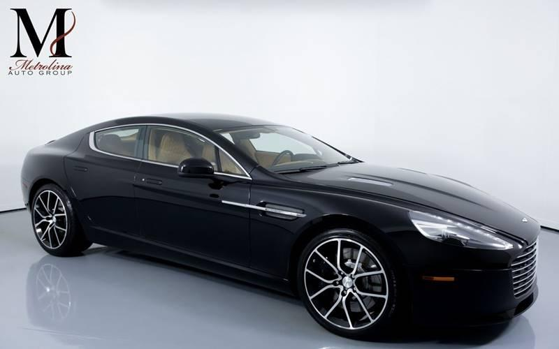 Used 2015 Aston Martin Rapide S Base 4dr Sedan for sale Sold at Metrolina Auto Group in Charlotte NC 28217 - 1