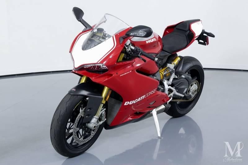 Used 2016 Ducati PANIGALE R for sale Sold at Metrolina Auto Group in Charlotte NC 28217 - 4
