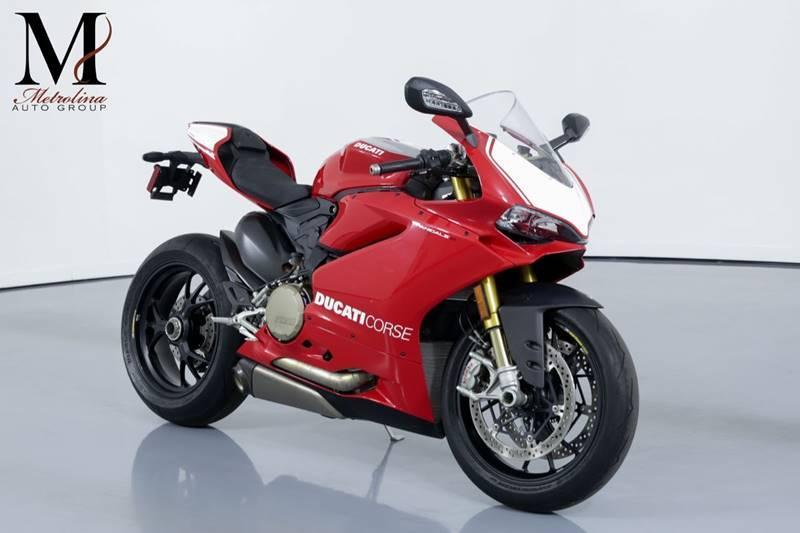 Used 2016 Ducati PANIGALE R for sale Sold at Metrolina Auto Group in Charlotte NC 28217 - 1