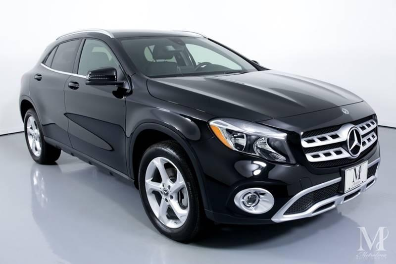 Used 2019 Mercedes-Benz GLA GLA 250 4dr SUV for sale Sold at Metrolina Auto Group in Charlotte NC 28217 - 2