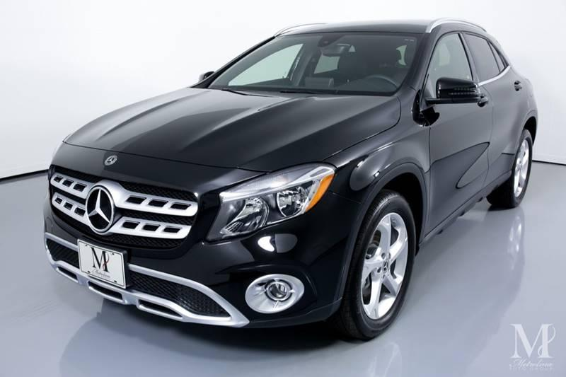 Used 2019 Mercedes-Benz GLA GLA 250 4dr SUV for sale Sold at Metrolina Auto Group in Charlotte NC 28217 - 4