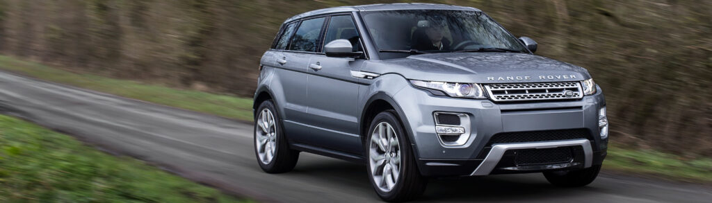 Range Rover Grey