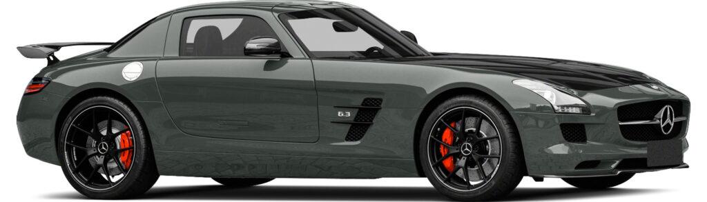 Mercedes-Benz SLS-AMG